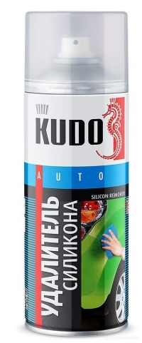 KUDO AUTO Удалитель силикона