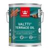 Tikkurila VALTTI TERRACE Oil масло для террас (бесц.) 2,7л
