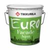 """Tikkurila Евро фасад аква"" Краска фасадная"