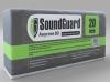 Плита звукопоглощающаяSoundGuard ЭкоАкустик 80 1250х600х20мм (7,5м2)(0,15м3)(11,25кг)