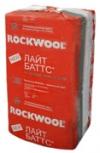 """Негорючая изоляция """"ROCKWOOL"""" т-50мм (уп 10шт-6 к.м.)"""
