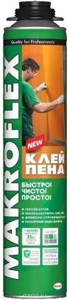 """Клей- пена строительная 850мл """"MAKROFLEX"""""""