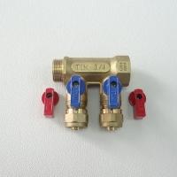 Коллектор TIM 3/4×1/2(16мп) 2 выхода