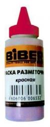 """РАЗМЕТОЧНАЯ КРАСКА , КРАСНАЯ """"BIBER """" (43201)"""